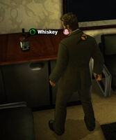 Dead rising in case west whiskey