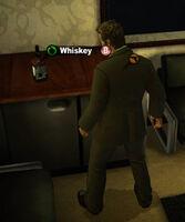 Dead rising in case west whiskey