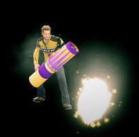 Dead rising rocket launcher (world's most dangerous trick) (4)