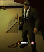Dead rising in case west hanger