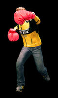 Dead rising boxing gloves combo (2)