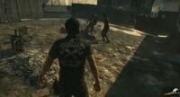 Wandering zombies