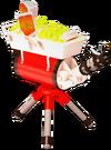 Dead rising Molten Cannon