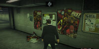 Dead rising 2 off the record prologue arena posters of frank west over chuck greene