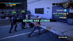 Dead rising 2 case 0 Handle with care broadsword have (9)