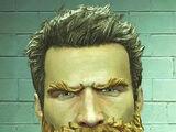 Full Beard Moustache