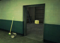 Dead rising janitor room