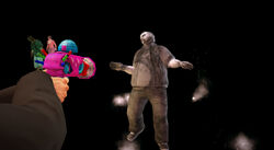 Dead rising Stilts Snowball Cannon (3)
