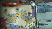 Dead rising off the record SCARE ZOMBIE ZOMBIES Royal Flush Plaza The Chieftain's Hut MAP