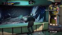 Uranus zone carnival games alien saucers with bat