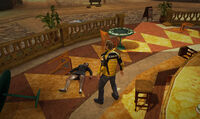 Dead rising off the record SCARE ZOMBIE ZOMBIES Royal Flush Plaza The Dark Bean