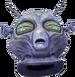 Dead rising Alien Head