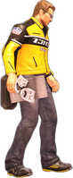 Dead rising comedy trophy holding 2