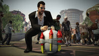 Dead rising Bouncing Beauty launching