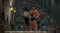 Dead rising overtiime mode second save point