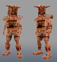 Dead-Rising cosplay ripten