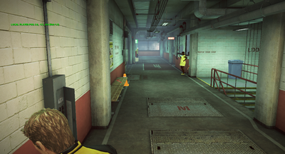Dead rising drill bucket in safehouse mod (2)