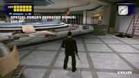 Dead rising overtime mode helicopter drone destroyed