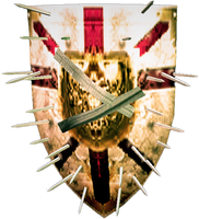 Dead rising Holy Arms shield