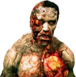 Dead rising gas zombie bust