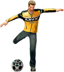 Dead rising soccer ball main
