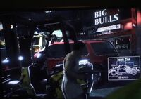 Dead rising 3 Junk Car with Forklift