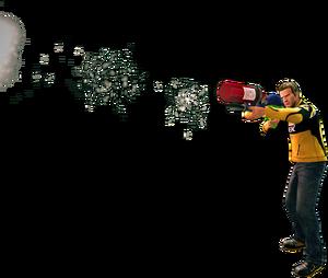 Dead rising snowball cannon main