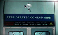 Dead rising refrigerated containment