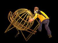 Dead rising bingo ball cage main (1)