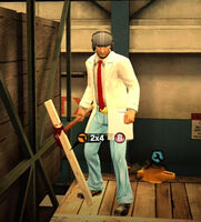 Dead rising in case west 2 x 4