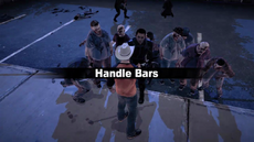 Dead rising 2 case 0 Handle with care broadsword have (5)