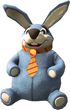 Dead rising Giant Stuffed Rabbit