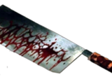 DRW Meat Cleaver (Dead Rising 2)