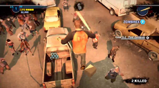 Dead rising 2 Case 0 quarantine zone jumping from vehicles (3)