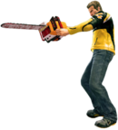 Dead rising chainsaw (dead rising 2) alternate
