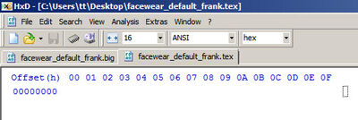 Dead rising facewear default frank.tex