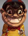 Portrait mascot.bct