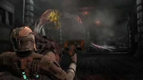 Dead Space - Tentacle Death
