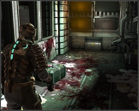 Chapter 2: Intensive Care/Walkthrough/Version 1 | Dead Space ... on