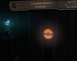 Conduit Room