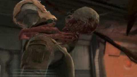 Dead Space - Component Death Scene