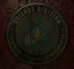 Science division logo