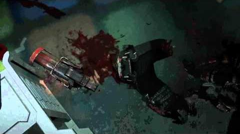 Dead Space 2 - Crawler Death