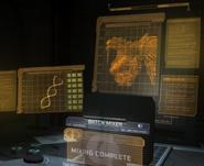 DeadSpace Ch5 Hunter data