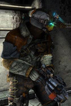 Aegis VII survivalist DS3