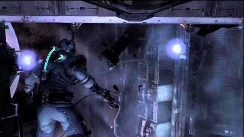 Dead Space 2 - Chapter 7 Part 1 Solar Elevator