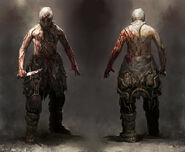Dead space 3 fanatic concept art by bcmarting-dbrihwt