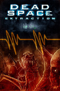 DeadSpace Extraction Comic Cover