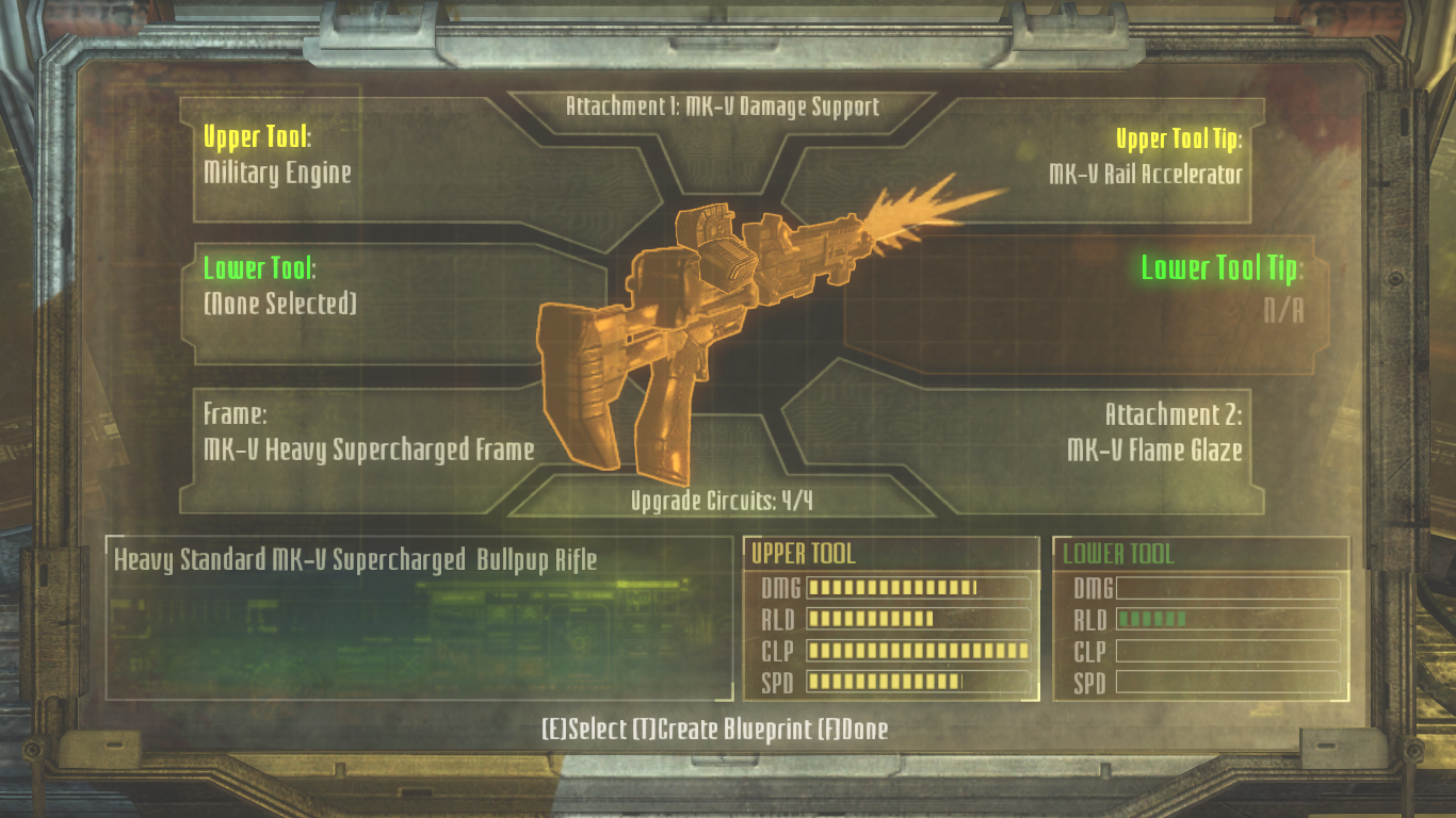 Bullpup rifle dead space wiki fandom powered by wikia malvernweather Image collections