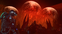 Brethren Moons as shown in hallucinations